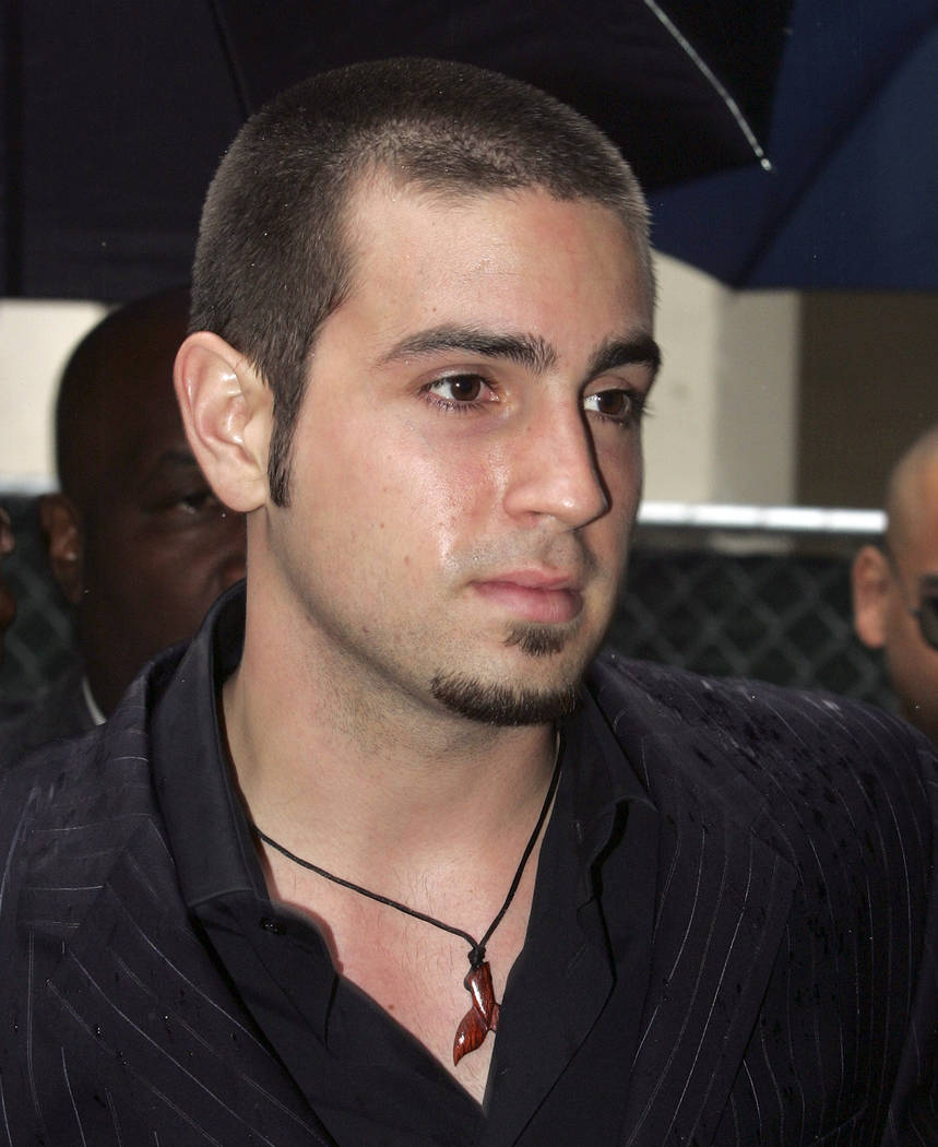 In this May 5, 2005 file photo, professional dancer Wade Robson arrives at the Michael Jackson child molestation trial in Santa Maria, Calif. A judge has dismissed the lawsuit brought by Robson, w ...