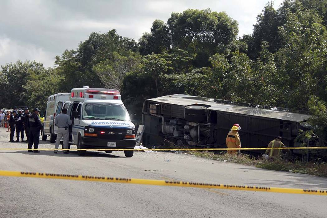 South Florida Woman, Family Members Among Those Killed In Mexico Bus Crash