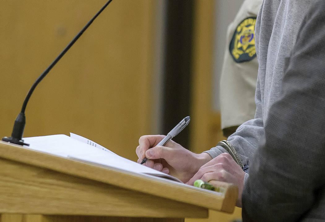 Utah Teen Pleads Guilty In Plot That Left Girl Shot In Head Las Vegas Review Journal