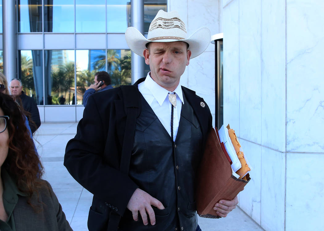Nevada ranching standoff case ends in mistrial