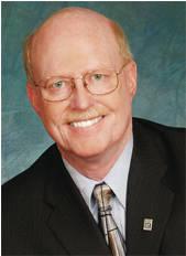 Keith Kelley, Jack Woodcock Distinguished Service Award