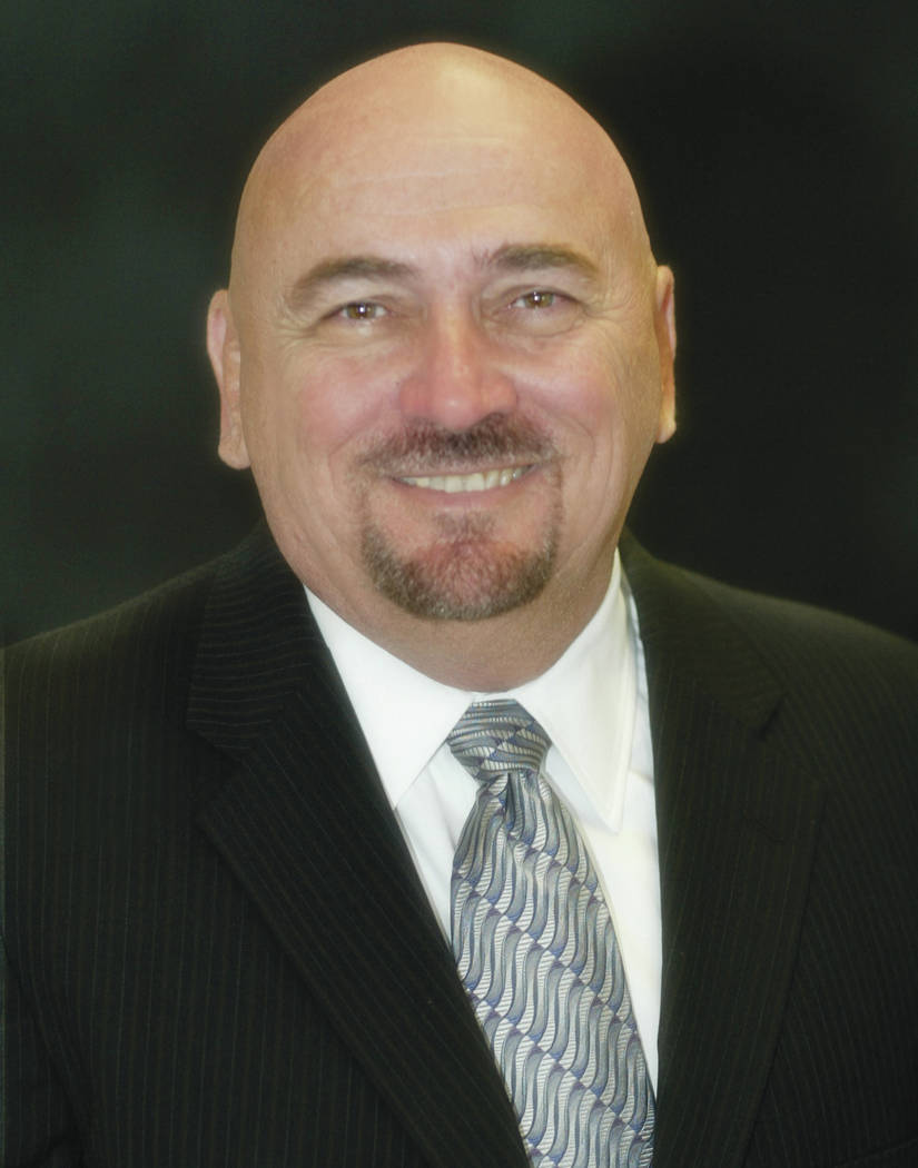 David R. Tina was named GLVAR's Realtor of the Year.