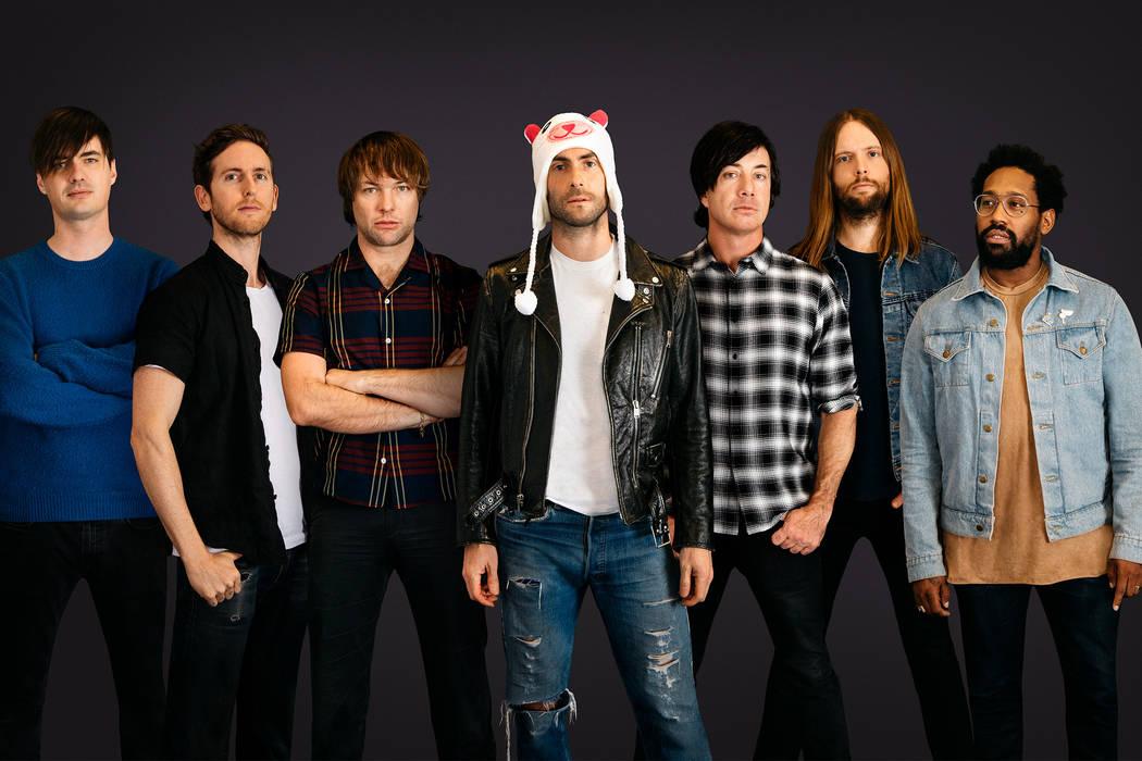 Maroon 5 (Travis Schneider)