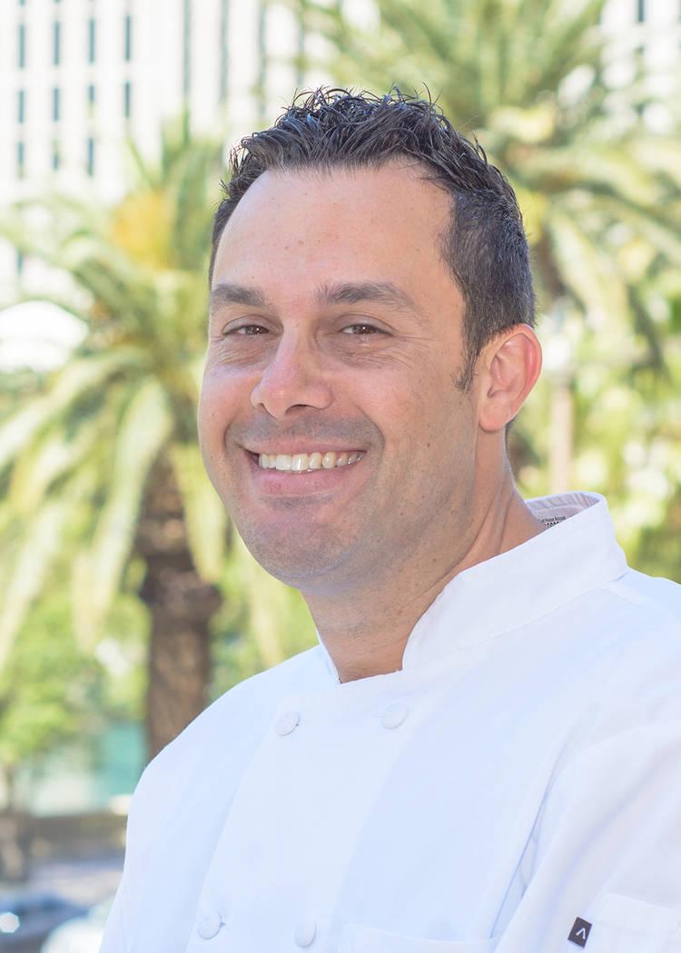 Hexx chef Carlos Buscaglia