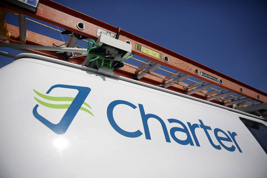 """A Charter Communications van in St. Louis., April 1, 2015. Now that federal telecom regulators have repealed net neutrality, it may be time to brace for the arrival of internet """"fast lanes"""" an ..."""