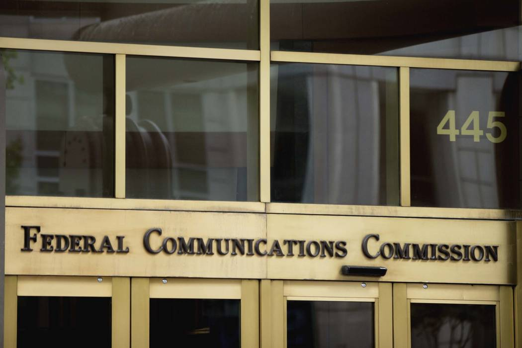 The entrance to the Federal Communications Commission building in Washington, June 19, 2015.. Now that federal telecom regulators have repealed net neutrality, it may be time to brace for the arri ...