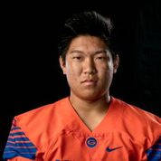 Bishop Gorman's Derek Ng is a member of the Las Vegas Review-Journal's all-state football team.