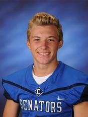 Carson's Tanner Kalicki is a member of the Las Vegas Review-Journal's all-state football team.