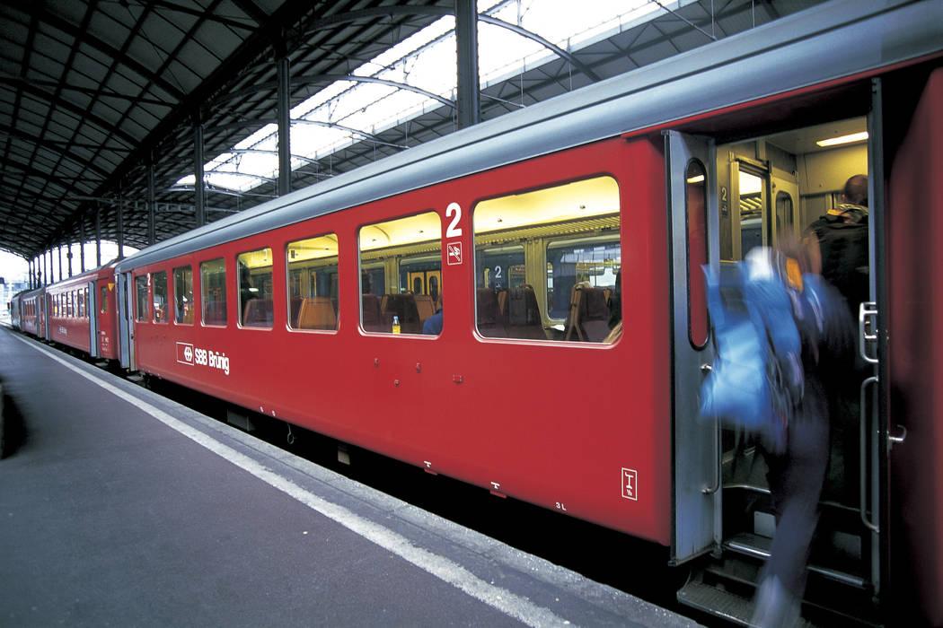 Train (Thinkstock)