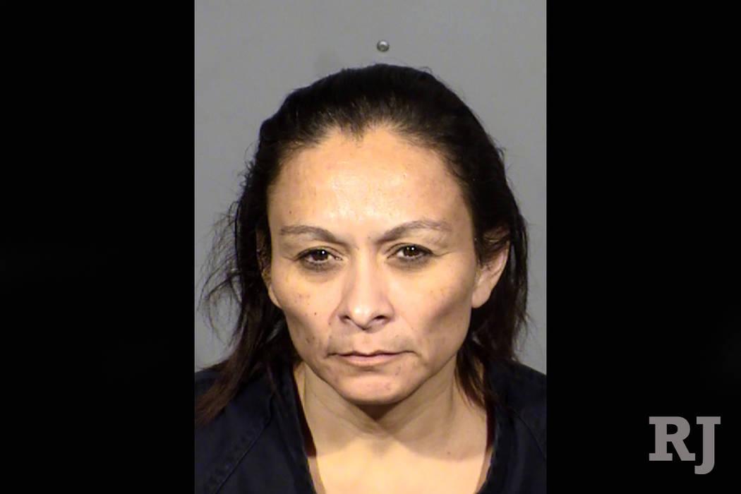 Christine Sanchez (Las Vegas Metropolitan Police Department)