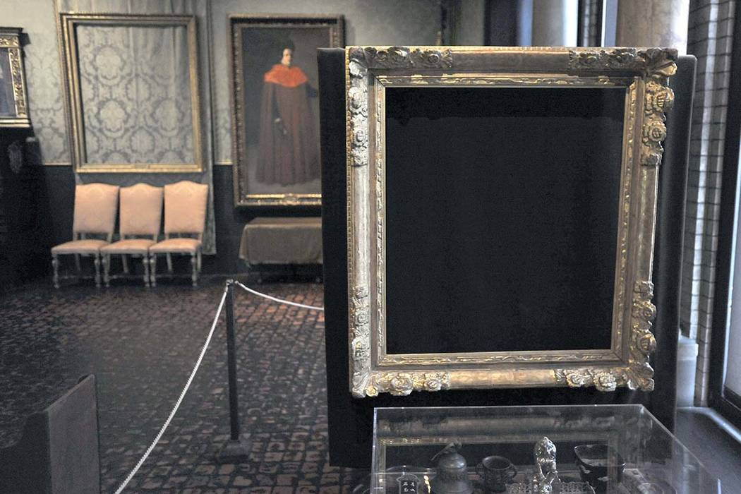 Tips on heist worth $10M to art museum, but offer ends soon – Las ...