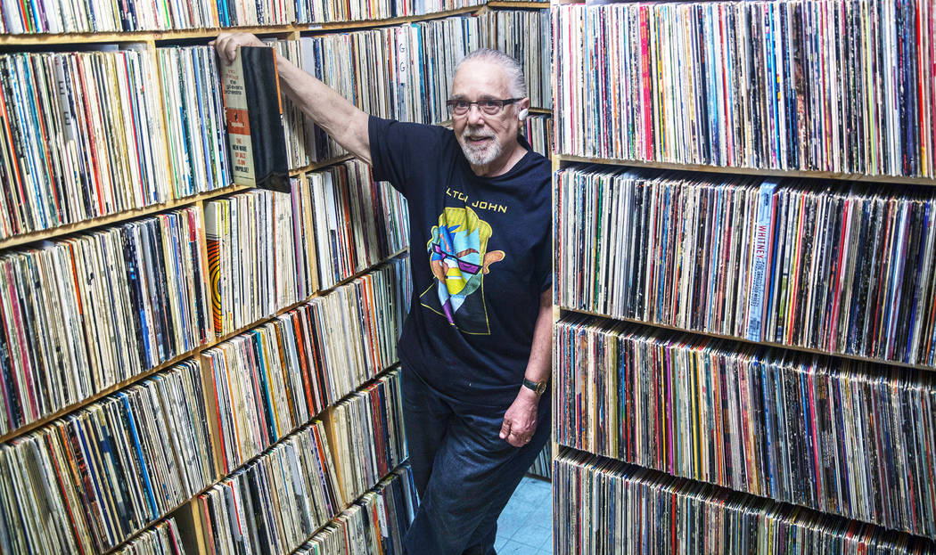 Wax Trax Records owner Rich Rosen has over half a million records at his Las Vegas store. Rosen has been at the 2909 South Decatur Blvd. location for over 18 years, and has rare records worth more ...