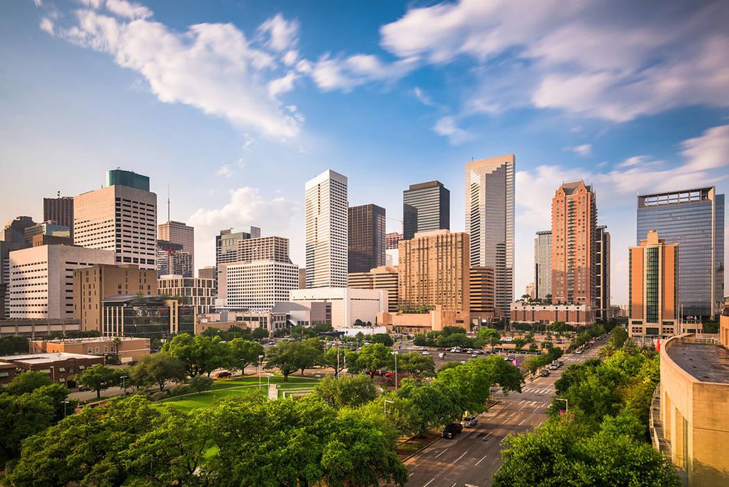 Houston, Texas (Thinkstock)