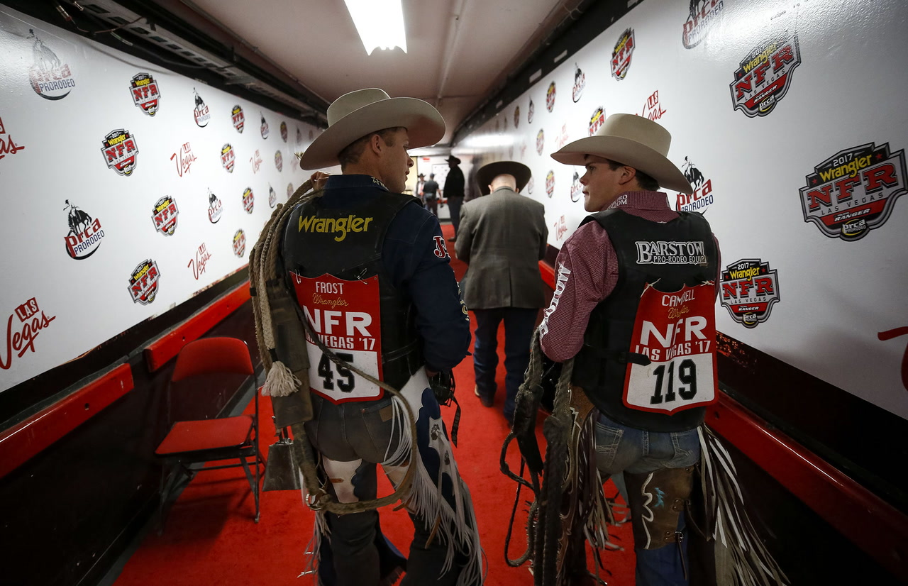 Team Ropers Kaleb Driggers Junior Nogueira Move Back Into