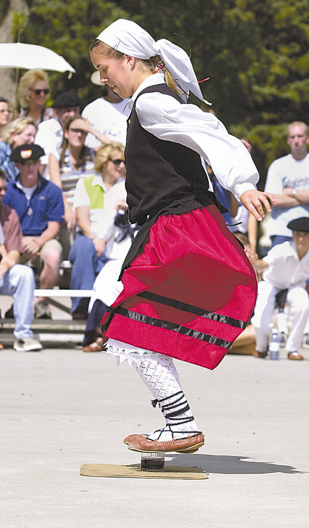 National Basque Festival in Elko. (Photo courtesy TravelNevada)