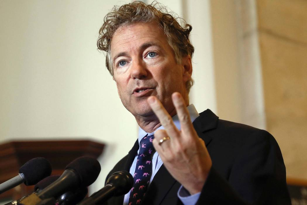 Rand Paul says Dems spiked his immigration compromise to end shutdown