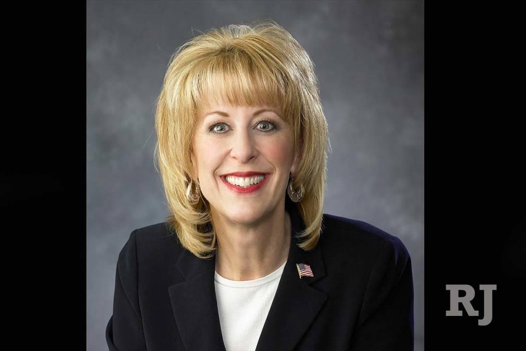 Former Republican state assemblywoman Valerie Weber announced Monday she will run for state Senate District 8. (Valerie Weber)