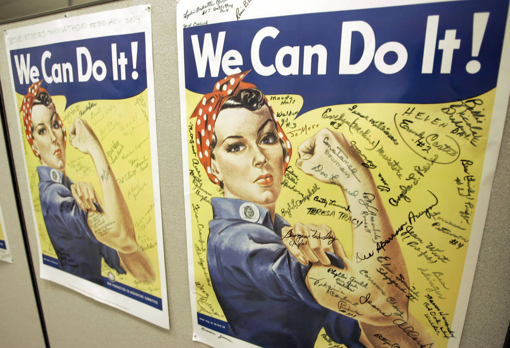 Rosie the Riveter Inspiration Naomi Parker Fraley Dies at 96