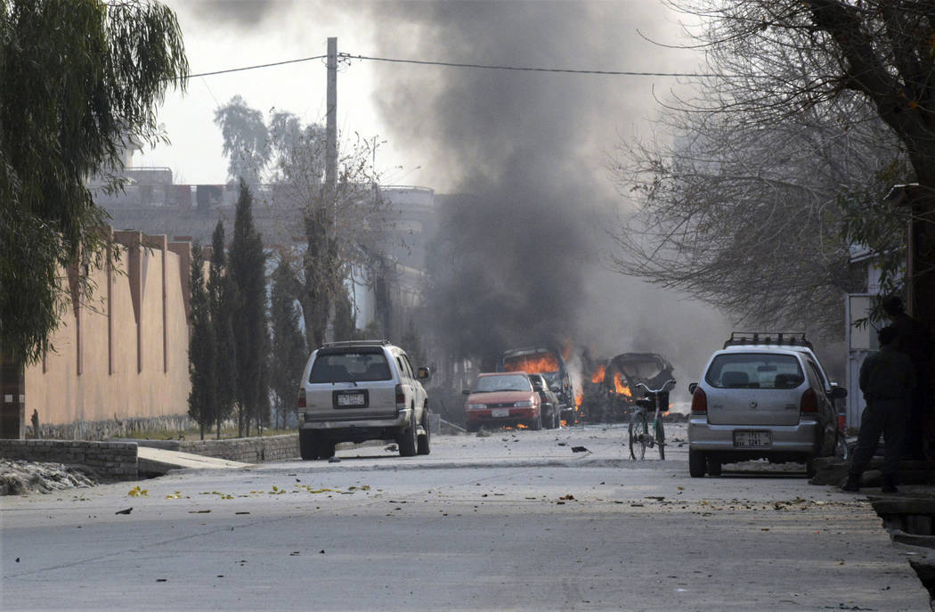 Gunmen storm afghanistan office of save the children aid group las vegas review journal - Save the children press office ...