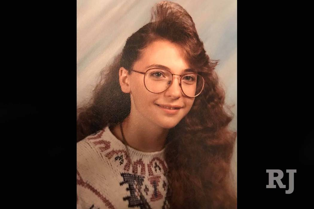 Nadia Iverson is seen in an undated photo. Iverson, 20, was found dead with a gunshot wound on May 8, 1997. More than 20 years later, on Jan. 12, 2018, police made an arrest in her cold case killi ...