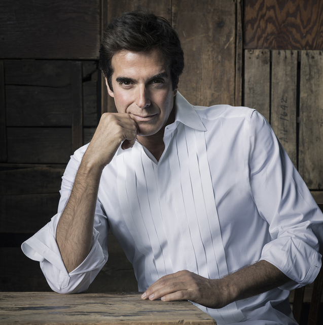 David Copperfield (Courtesy)