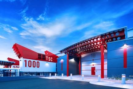 Switch's data center complex is now more than 2 million square feet. Switch