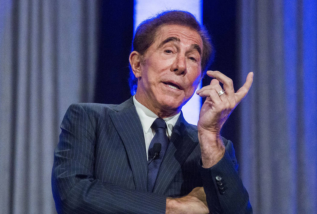 Steve Wynn Resigns As RNC Finance Chair After Harassment Allegations