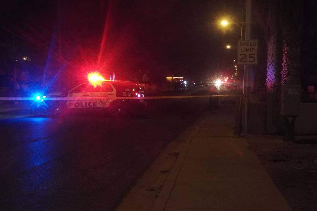 1 man dies after drive-by shooting in northeast Las Vegas