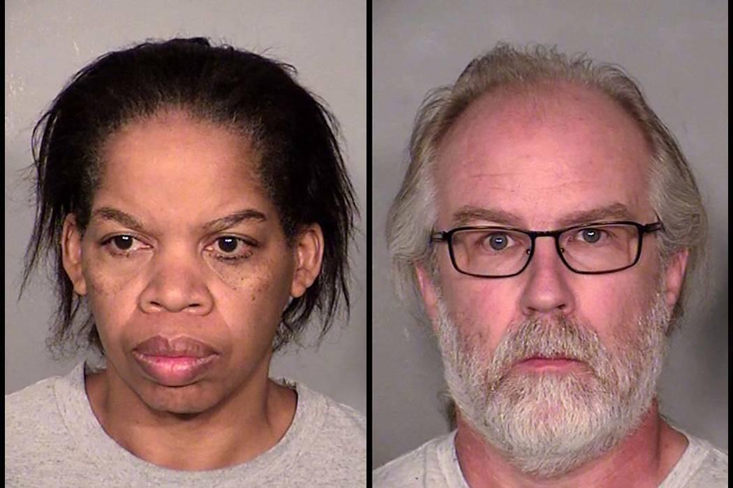 Janet Solander and Dwight Solander. Las Vegas Metropolitan Police Department