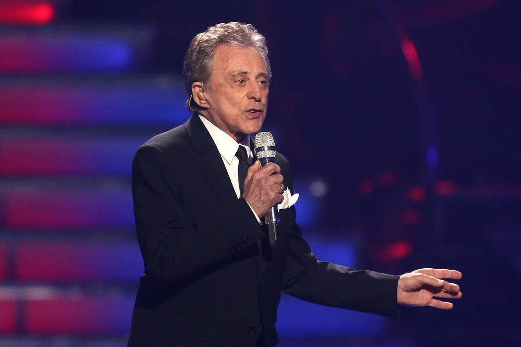"""Frankie Valli performs at the """"American Idol"""" finale at the Nokia Theatre at L.A. Live in Los Angeles. Valli, whose falsetto fuels The Four Seasons' music, will return to Broadway for seven shows  ..."""