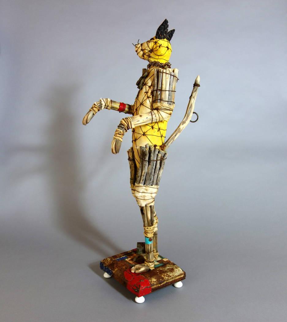 "Artist Geoffrey Gorman's ""Slim Gim Is a Cool Cat"""