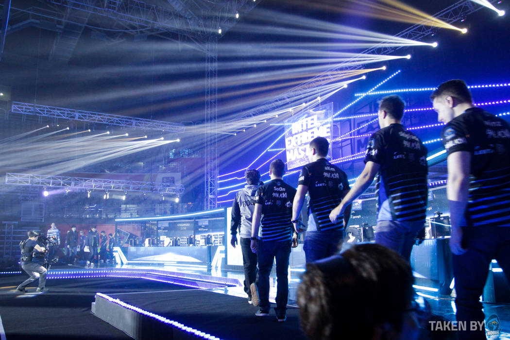 Las Vegas-based Rogue, the little-esports-squad-that could, is not so little anymore. (Rogue)