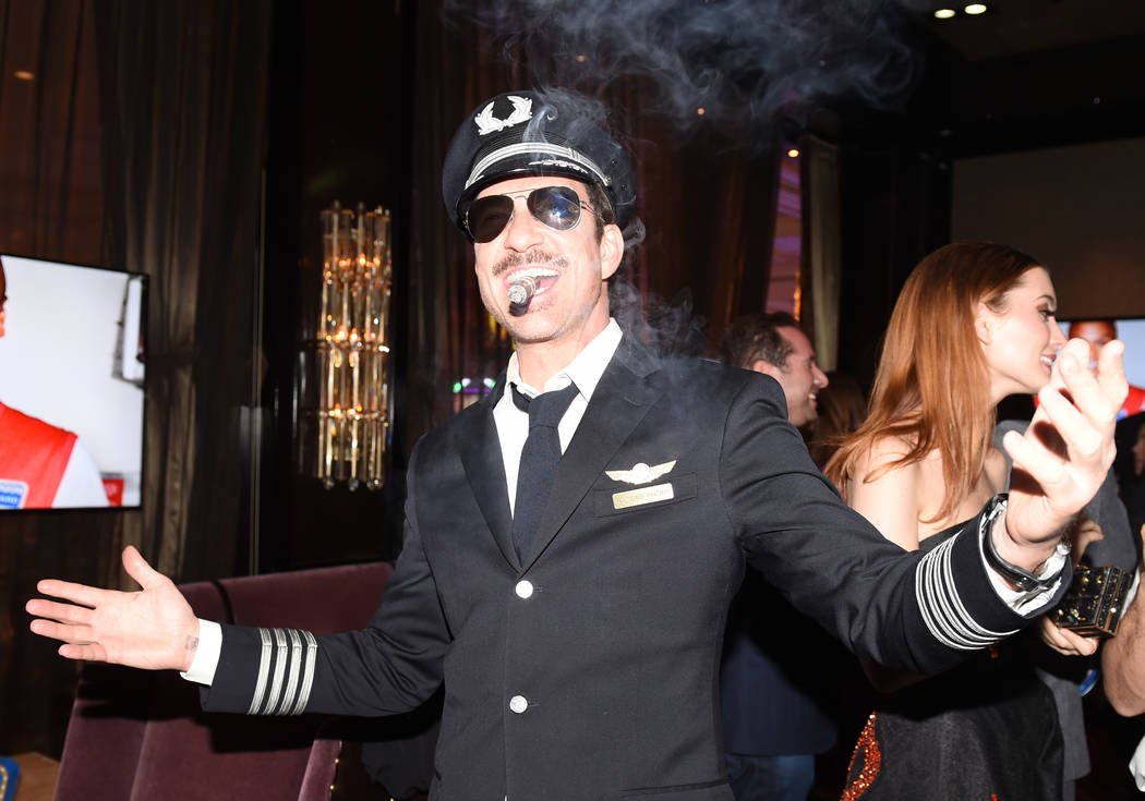 LA TO VEGAS: Dylan McDermott at the LA TO VEGAS Premiere Party at the Bellagio Resort & Casino on December 7, 2017 in Las Vegas, Nevada. (Photo by Frank Micelotta/Fox/PictureGroup)