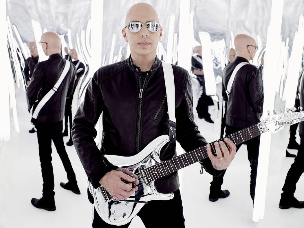 Joe Satriani (Photo Credit Joseph Cultice)