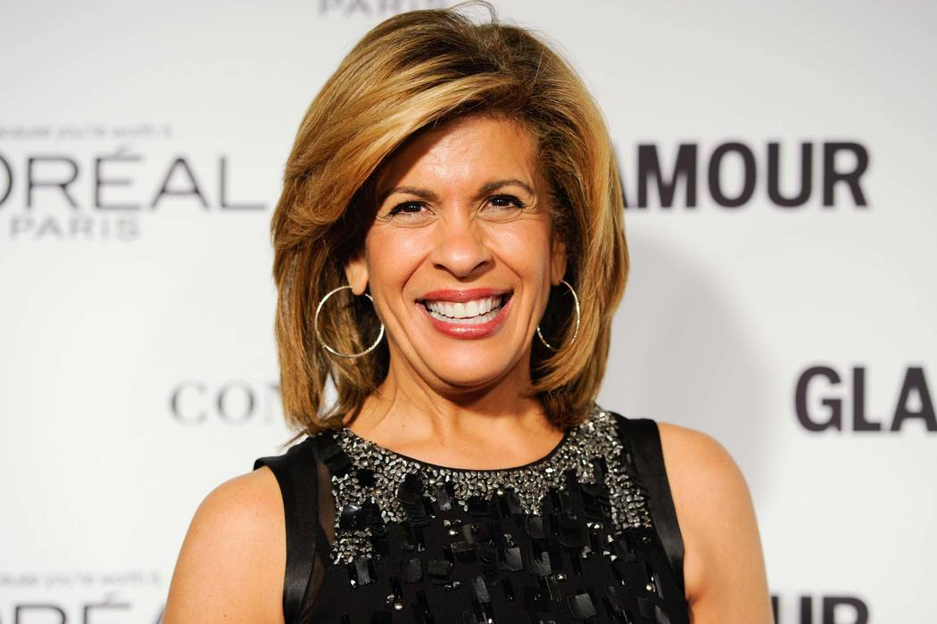 Hoda Kotb attends the 2014 Glamour Women of the Year Awards at Carnegie Hall on Monday, Nov. 10, 2014, in New York. (Evan Agostini/Invision/AP)