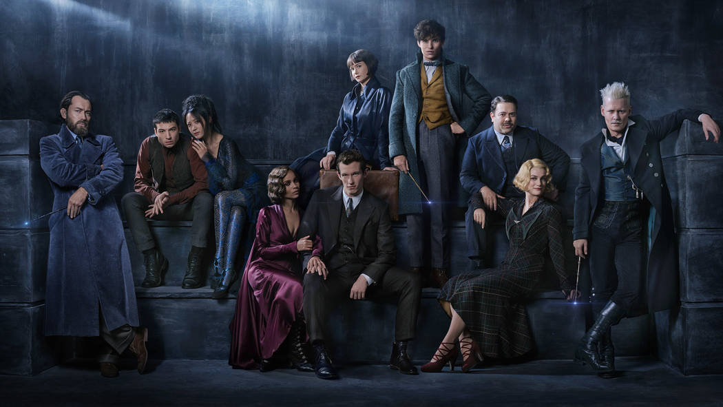 FANTASTIC BEASTS: THE CRIMES OF GRINDELWALD  Copyright: © 2017 WARNER BROS. ENTERTAINMENT INC.  Photo Credit: Mark Seliger