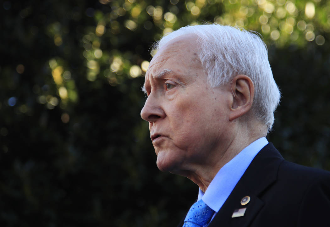 Donald Trump Responds To Utah Senator Orrin Hatch's Retirement