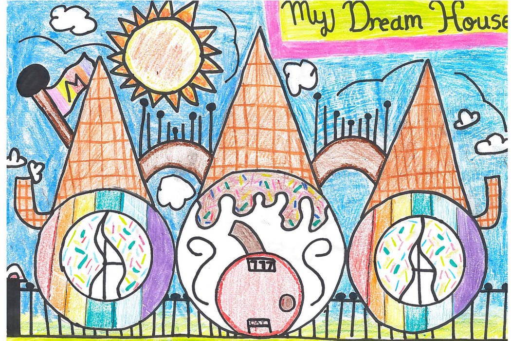 Grand Prize- Mia Carrier, Darnell ES, 5th grade.