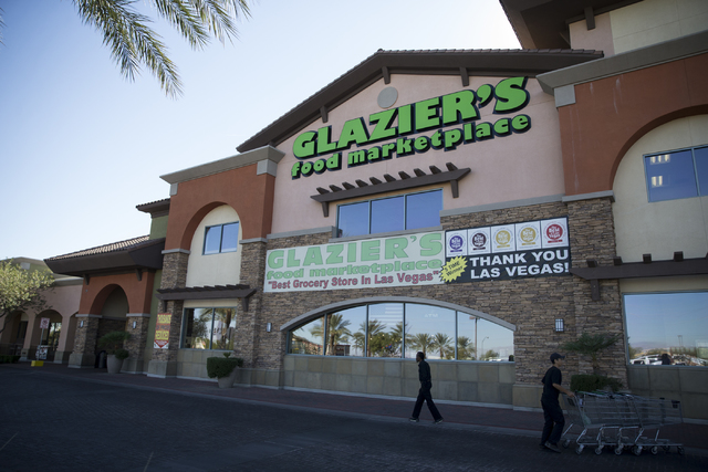 Glazier's food marketplace on Thursday, Nov. 10, 2016, in Las Vegas. Erik Verduzco/Las Vegas Review-Journal Follow @Erik_Verduzco