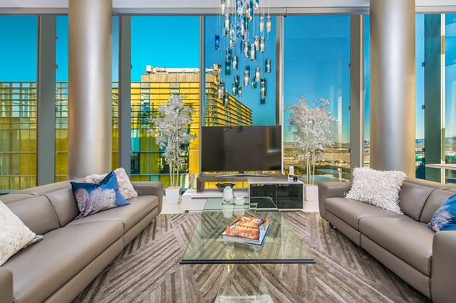 The unit was purchased by Martin Mueller, the owner of Mueller Custom Cabinetry of Nevada Inc. who moved his business from California to Las Vegas five years ago because of the tax advantages and  ...