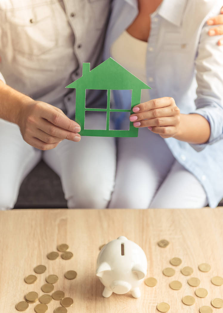 Saving for a down payment on a new home means cutting expenses. (THINKSTOCK)