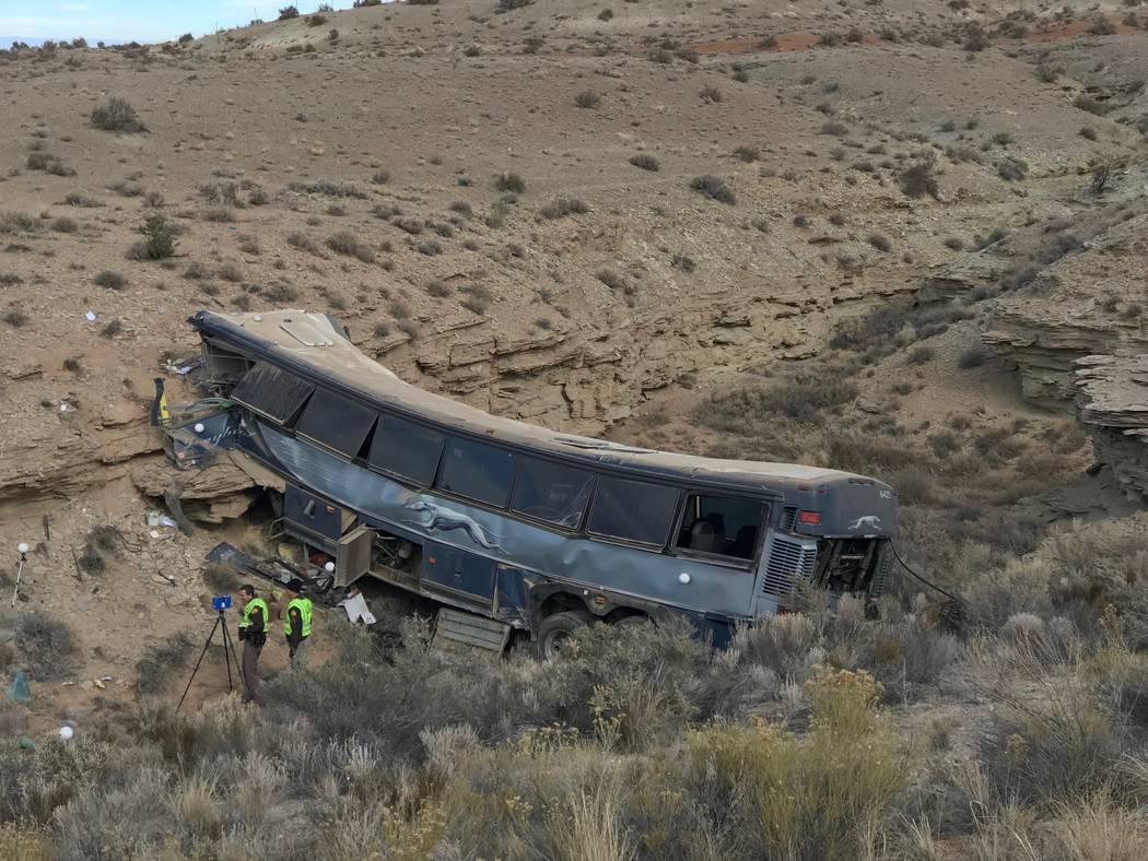 Driver passed out before fatal Utah bus crash, says report
