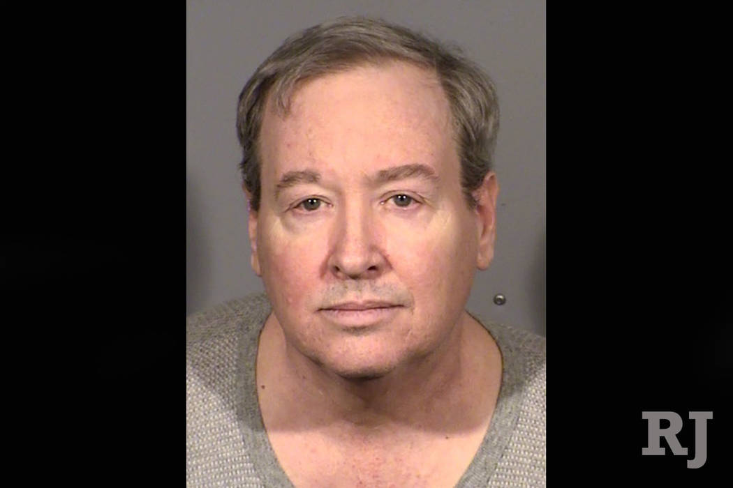 Thomas Benson (Las Vegas Metropolitan Police Department)