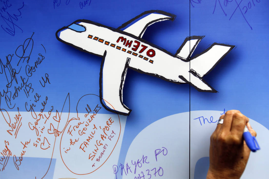 New Search To Find Missing Malaysian Plane