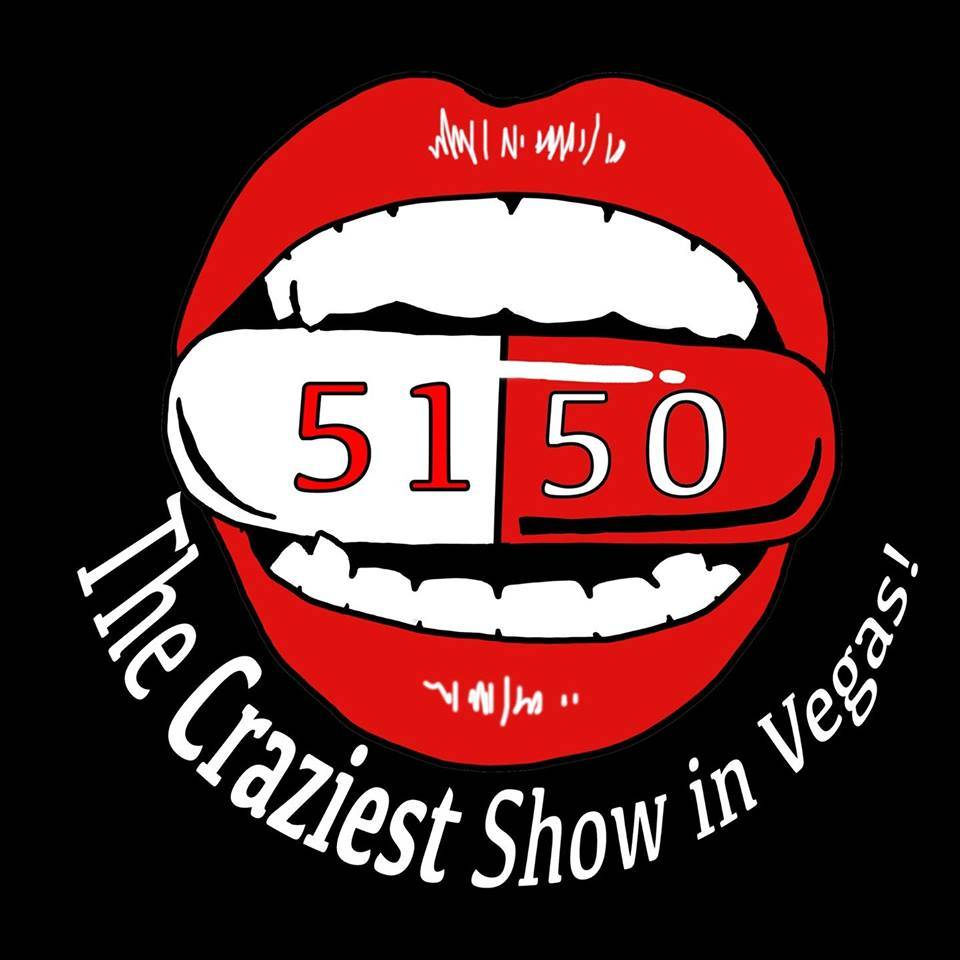 "The logo for ""5150,"" the new stage show at Blondie's at Miracle Mile Shops at Planet Hollywood. (Joe Trammel)"