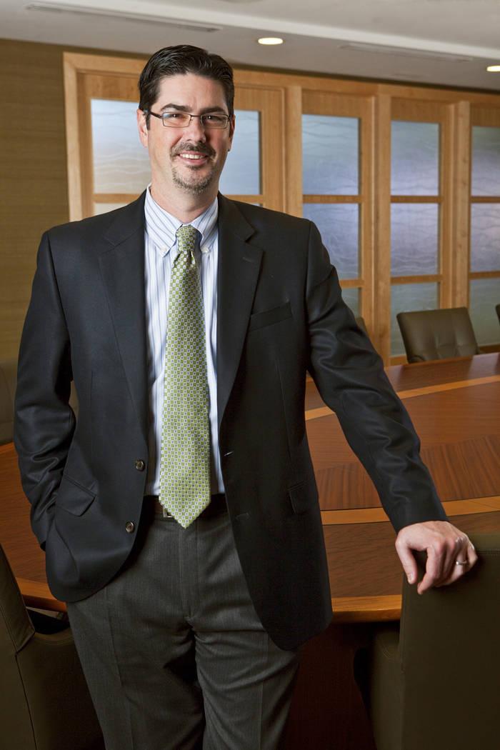 Senior Vice President Derek Cunz. Mortenson Construction