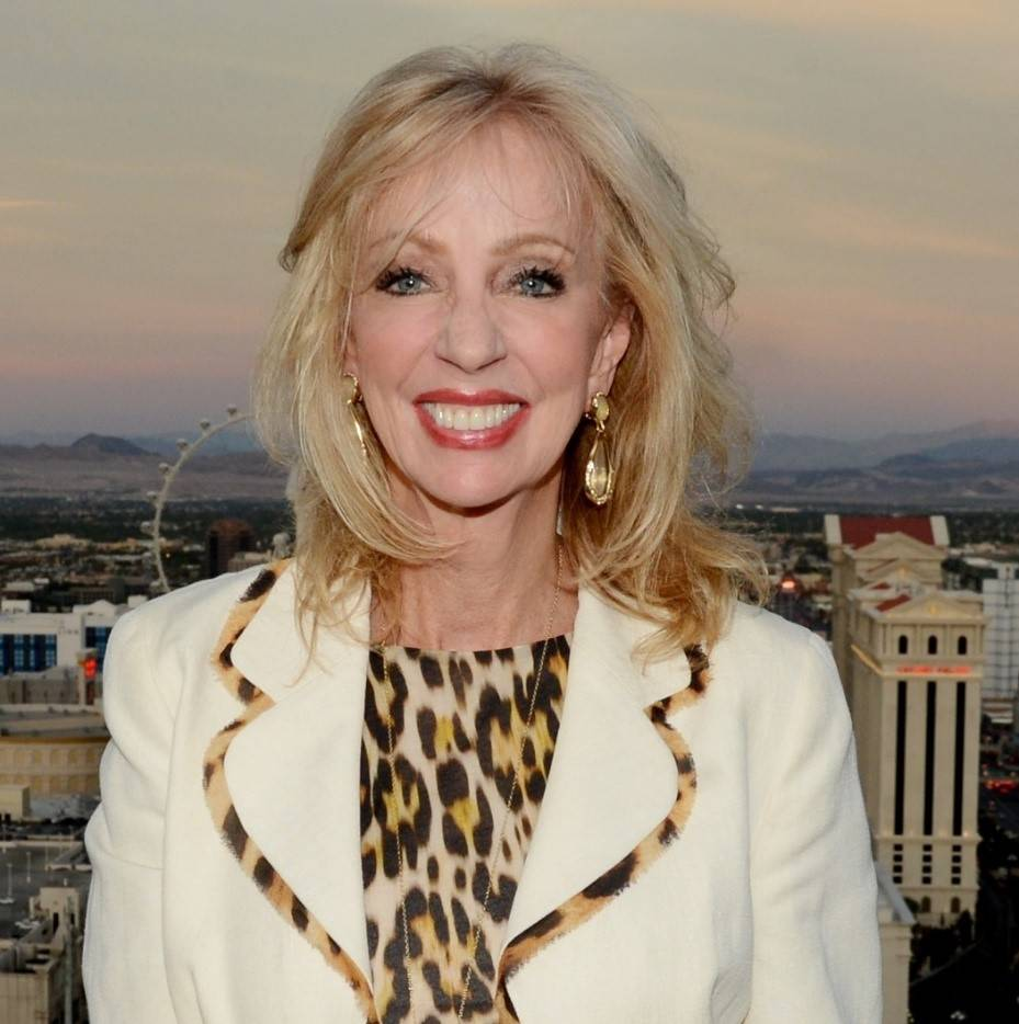 Former Las Vegas mayor and current Caesars Entertainment executive Jan Jones Blackhurst is chairwoman of the Vegas Strong Fund.