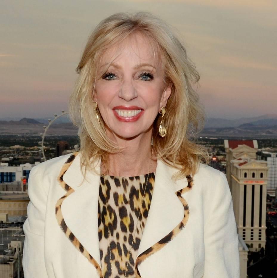 Former Las Vegas mayor and current Caesars Entertainment executive Jan Jones Blackhurst is chairwoman of the Vegas Strong Fund.