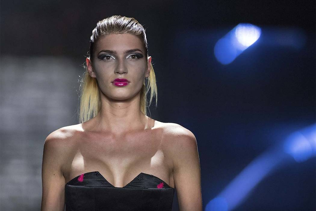 Transgender model Giuliana Farfalla will appear on the cover of Playboy in Germany later this month. (Serene Stache/AP)