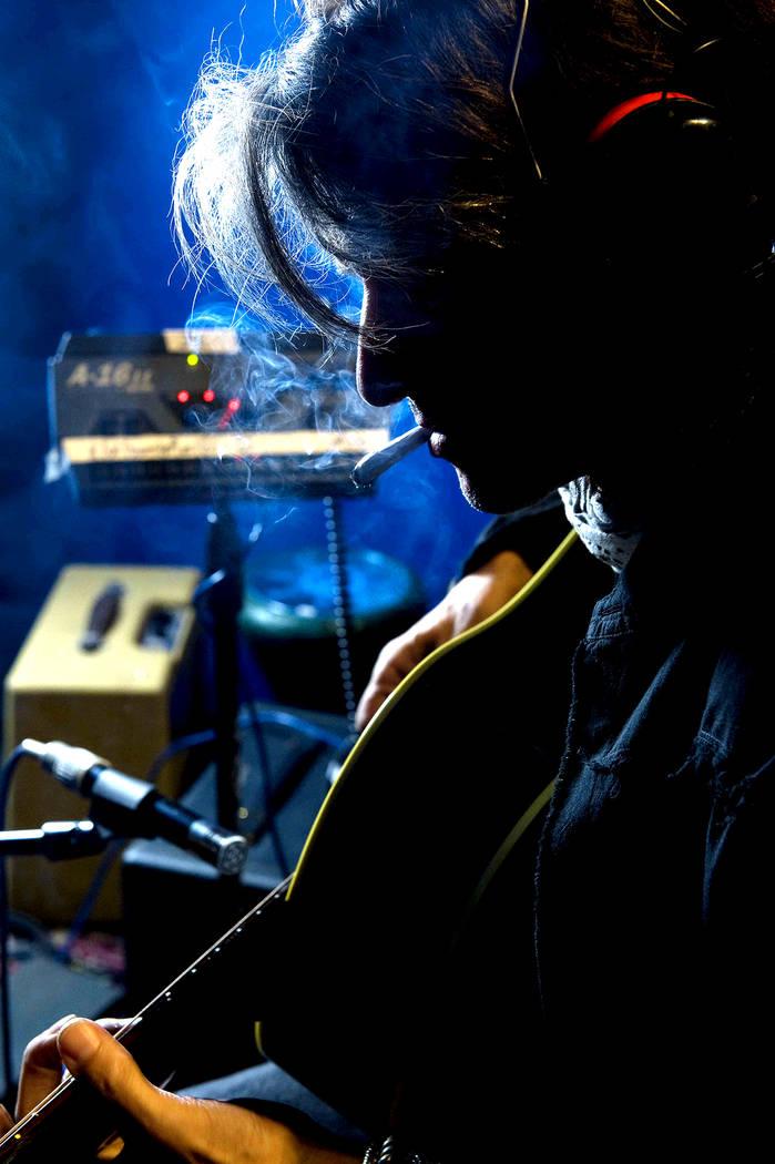 Joe Perry. Photo by Robert Knight